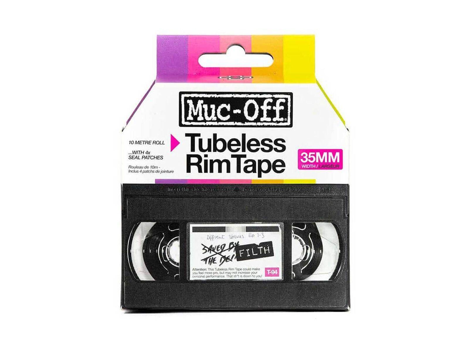 Muc-Off Tubeless Rim Tape - 35 mm - Felgenband MU-TIR-2068/36/35