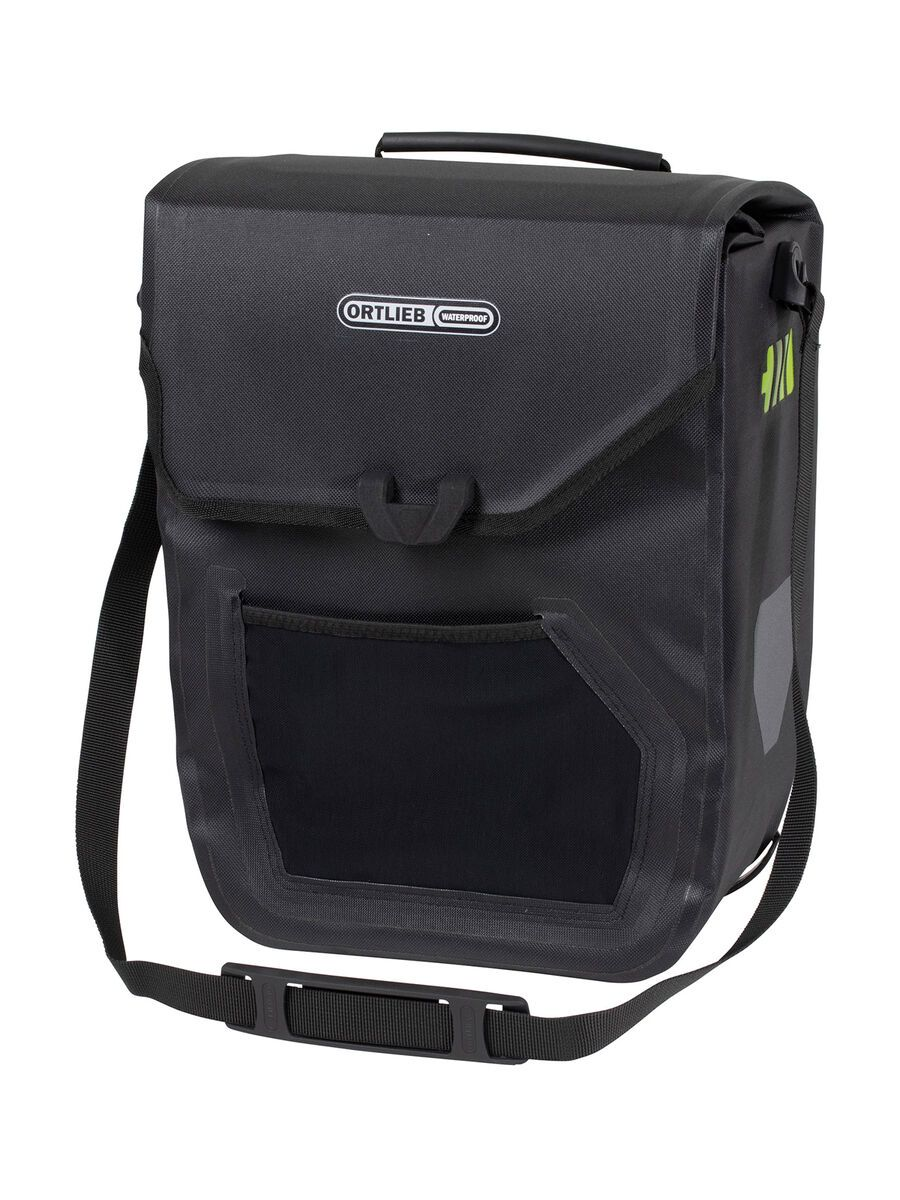 Ortlieb E-Mate, black - Fahrradtasche F8220