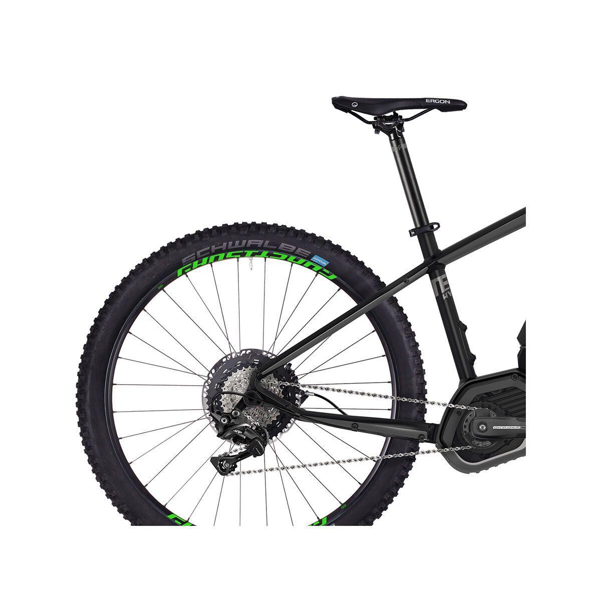 Ghost Hybride Teru B7.7+ AL, black/gray/neon green   Bild 6