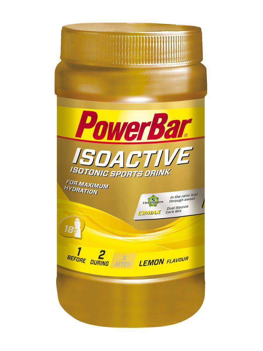 PowerBar Isoactive - Lemon 600 g - Getränkepulver 24712203