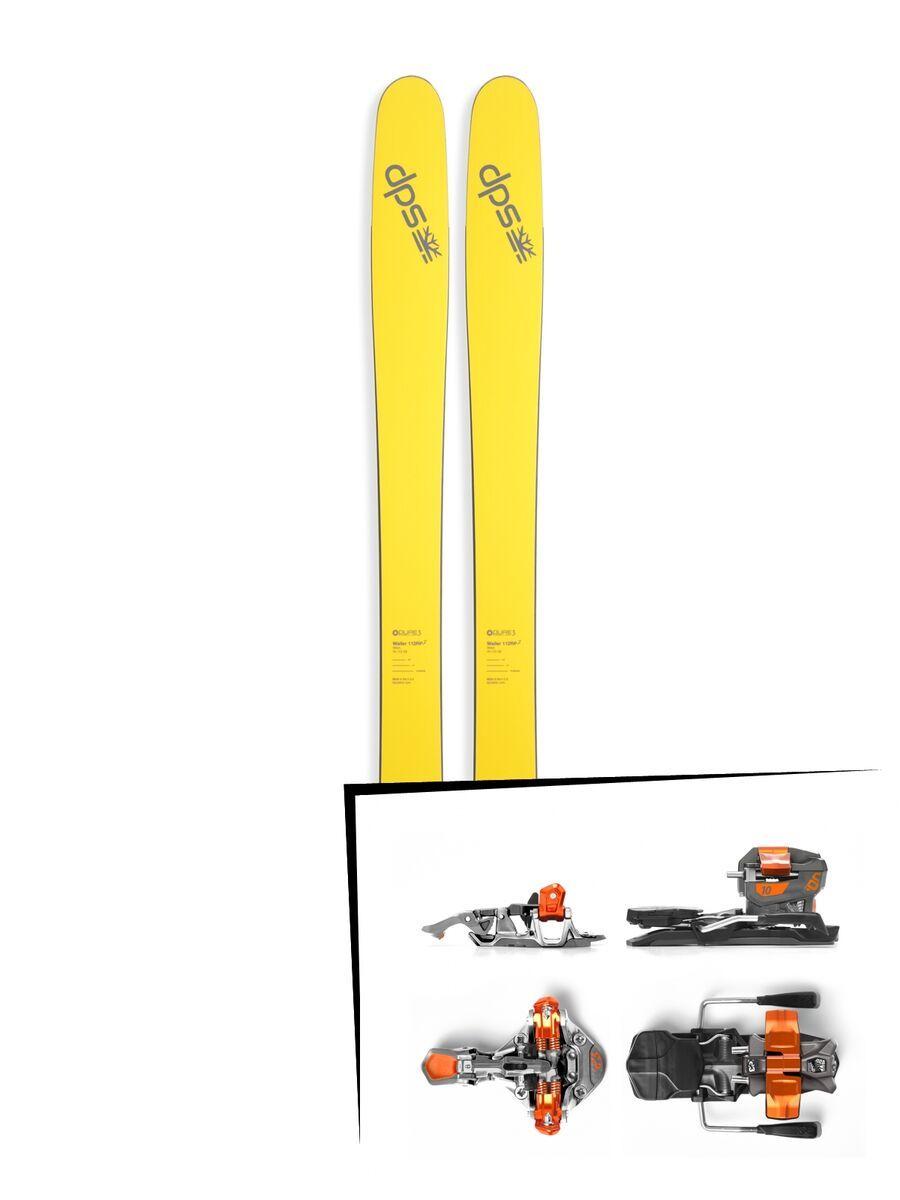 Set: DPS Skis Wailer 112 RP2 2017 + G3 Ion 10 (1716208) | Bild 1