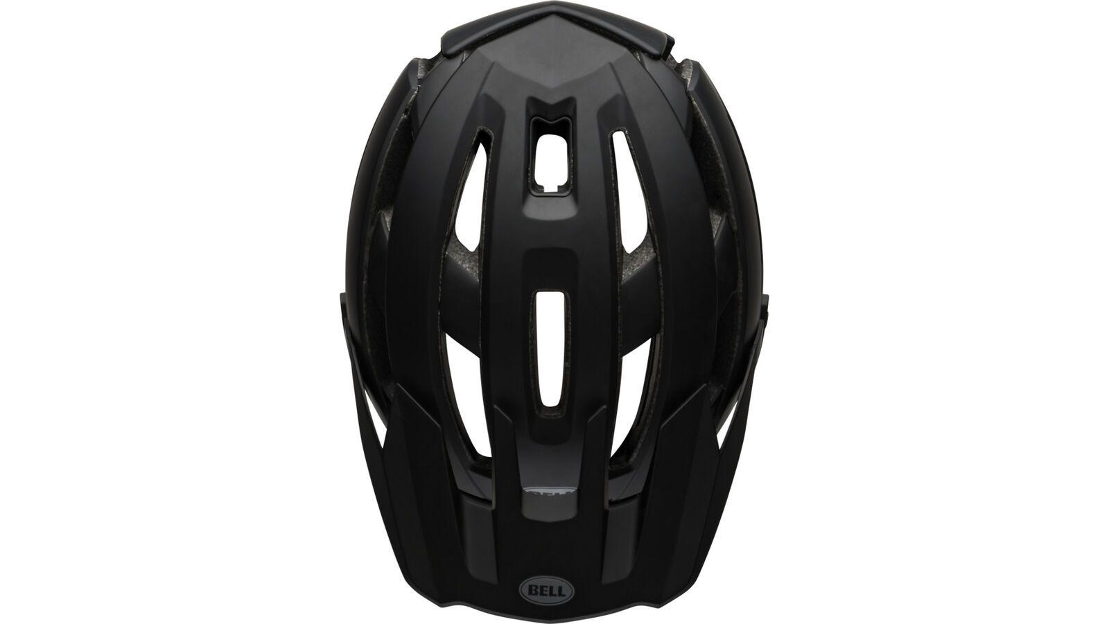 Bell Super Air Spherical MIPS, matte/gloss black | Bild 4