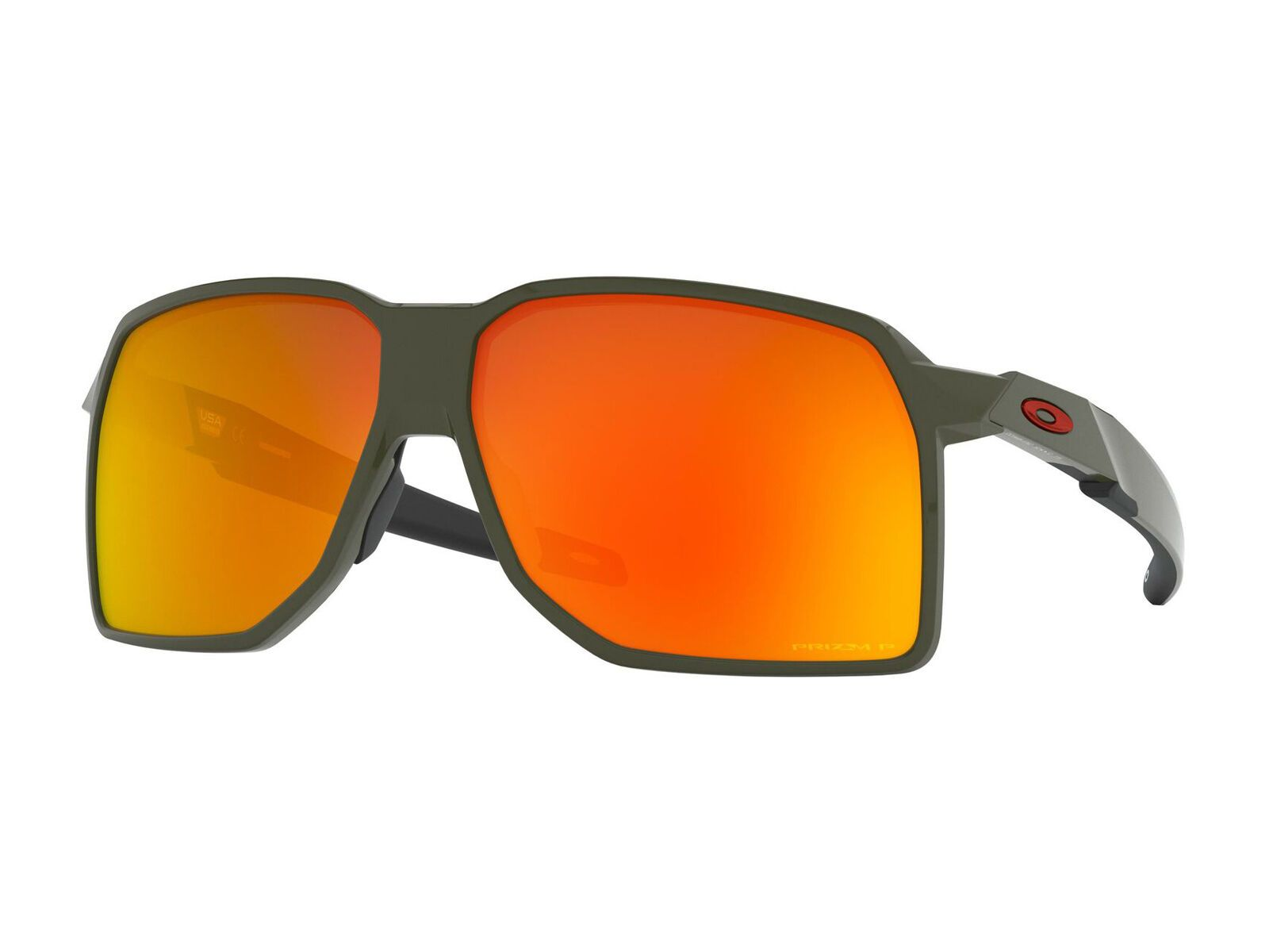 Oakley Portal Prizm Polarized Prizm Ruby Polarized moss OO9446-0362