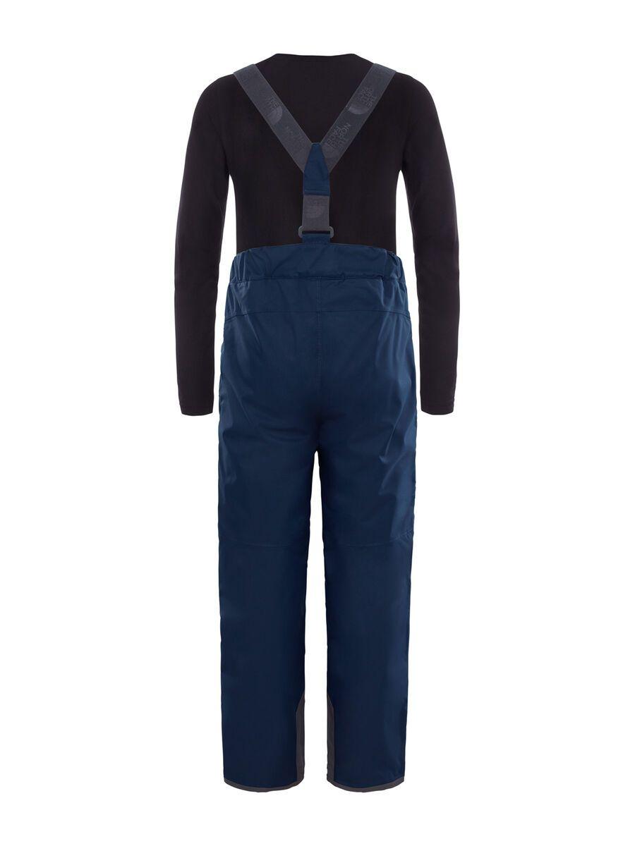 The North Face Youth Snowquest Suspender Plus Pant, cosmic blue   Bild 2