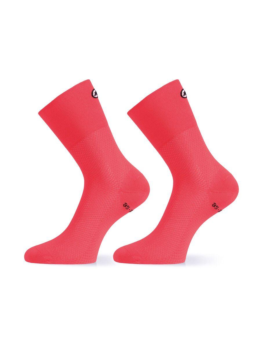 Assos Assosoires GT Socks galaxy pink 35-38 P13.60.680.71.0