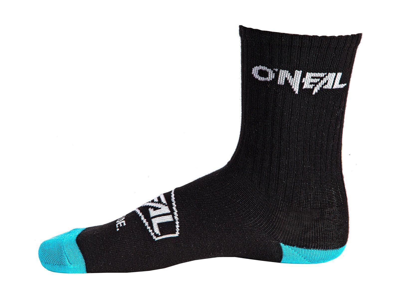 ONeal Crew Socks Icon black 43-46 0356CC-811