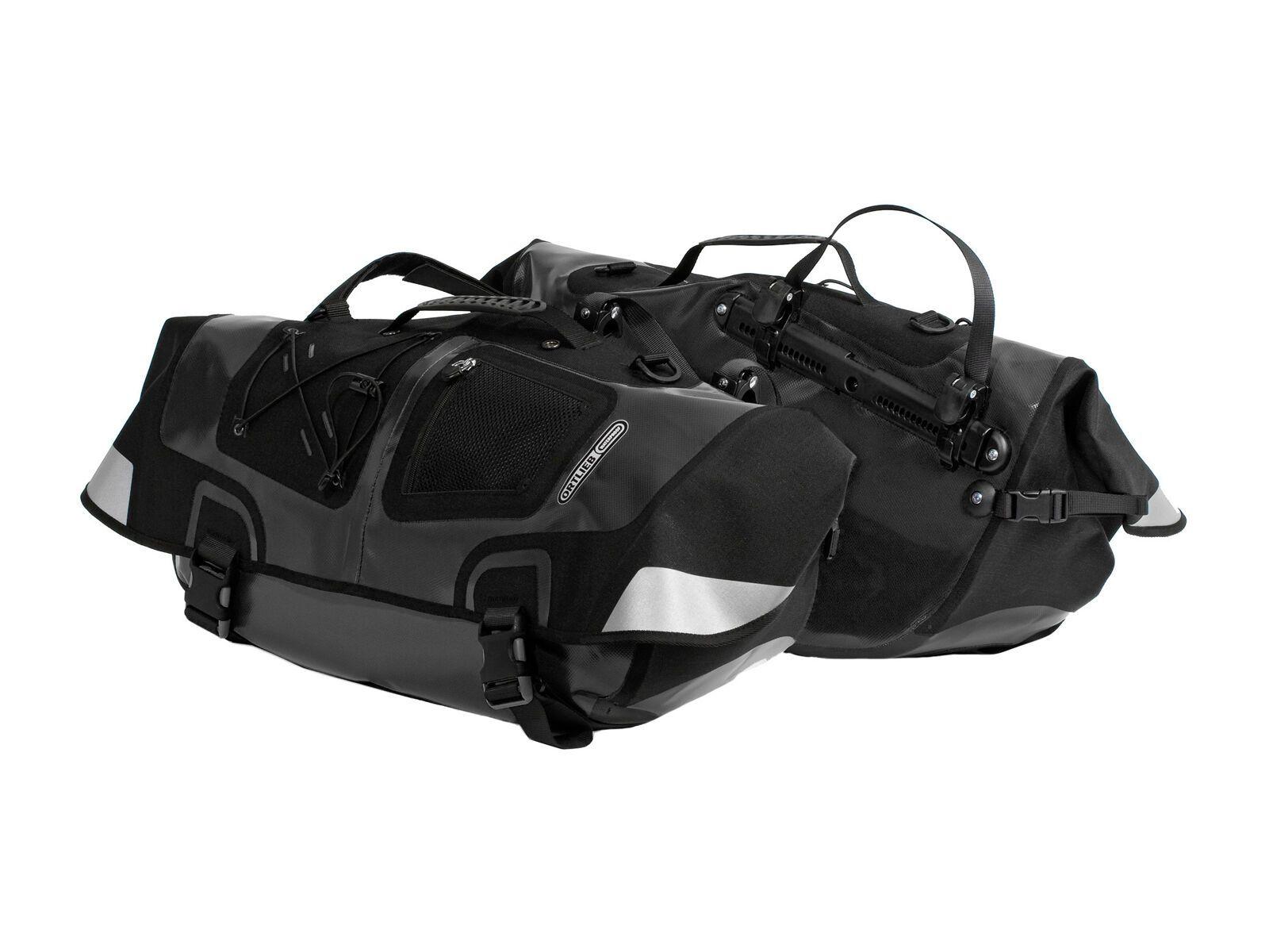 Ortlieb Recumbent-Bag / Liegeradtasche (Paar), schwarz - Fahrradtasche FL101