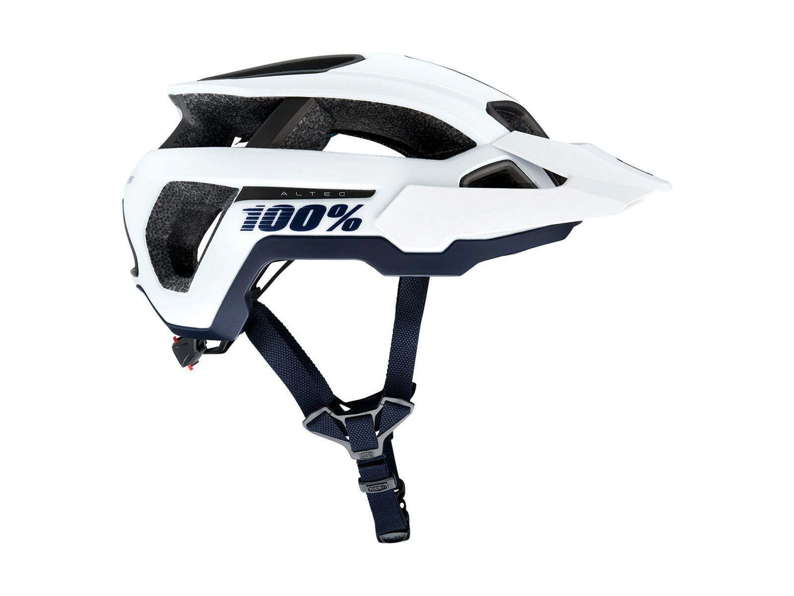 100% Altec, white - Fahrradhelm, Größe XS/S // 50-55 cm HU-HLT-0020-XS/S-2-white