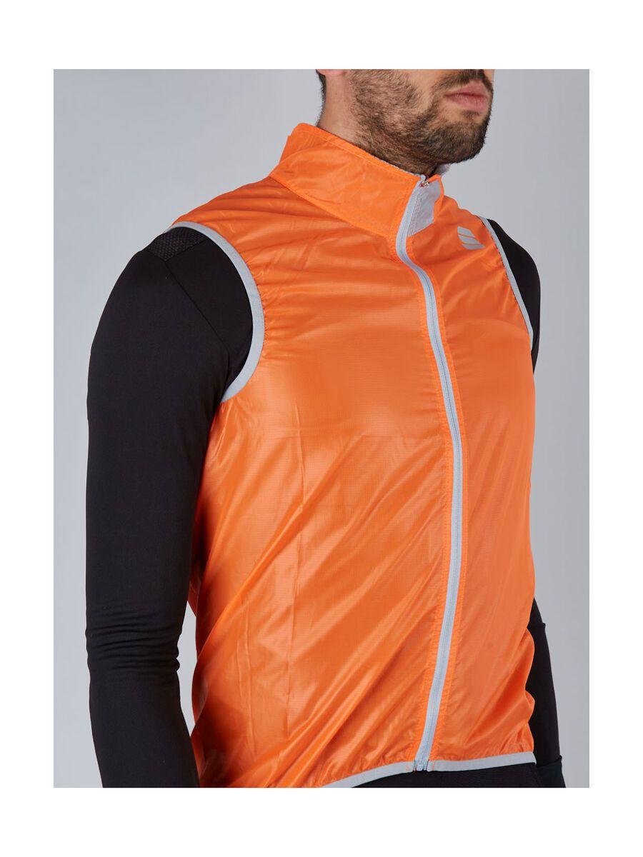 Sportful Hot Pack Easylight Vest, orange sdr | Bild 4