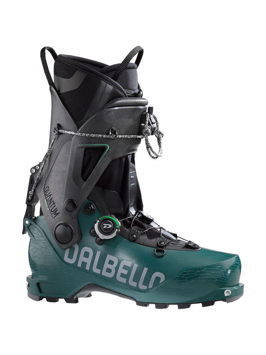 Dalbello Quantum Asolo 2021, green/black - Skiboots, Größe 29.5 D2008002.00.295