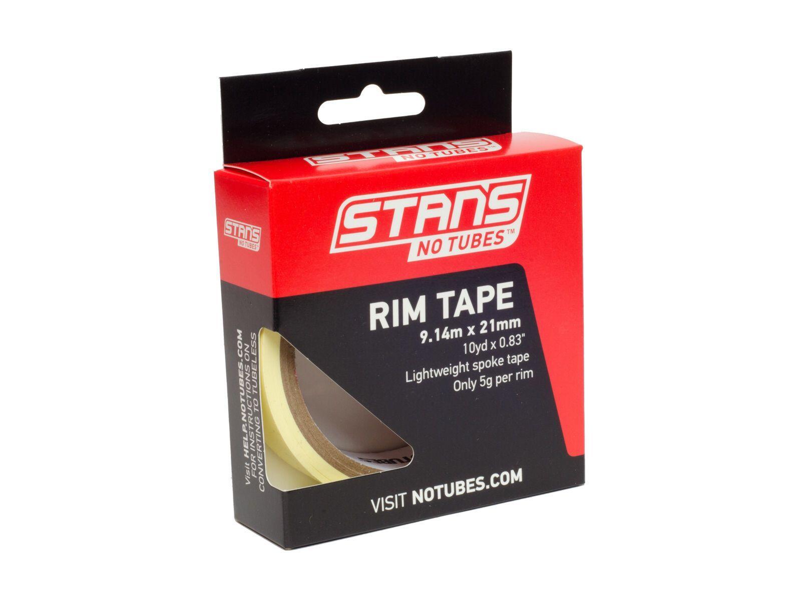 Stan's NoTubes Rim Tape 10yd x 21 mm - Felgenband 333000024