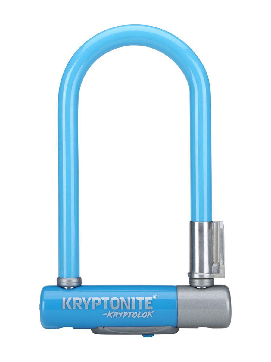 Kryptonite KryptoLok Mini-7, light blue - Fahrradschloss 3500467