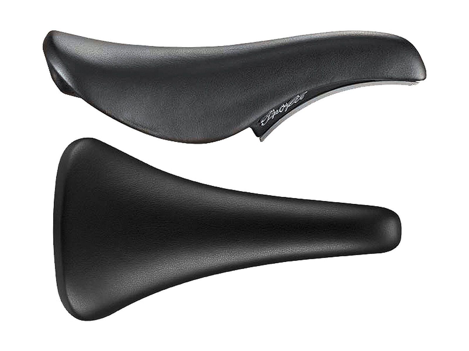 Selle San Marco Concor Supercorsa Leather, black | Bild 3