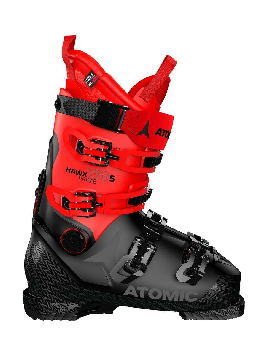 Atomic Hawx Prime 130 S 2021, black/red - Skiboots, Größe 28-28.5 // 43.5-44 AE502230028X