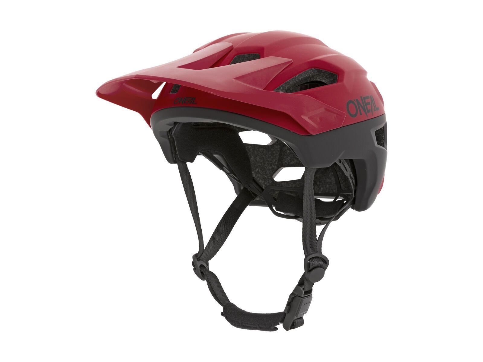 ONeal Trailfinder Helmet Split red S/M // 54-58 cm 0013-302