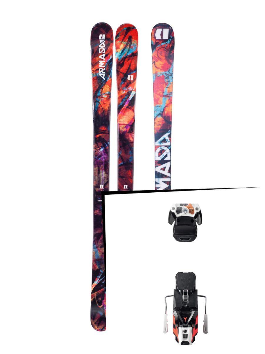 Set: Armada Arv 84 2018 + Atomic Warden MNC 13 white/black/orange | Bild 1