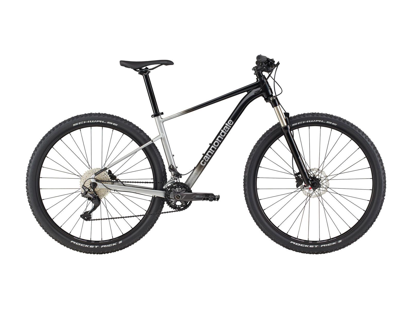 Cannondale Trail SL 4 grey 2021 S // 39 cm C26451M10SM