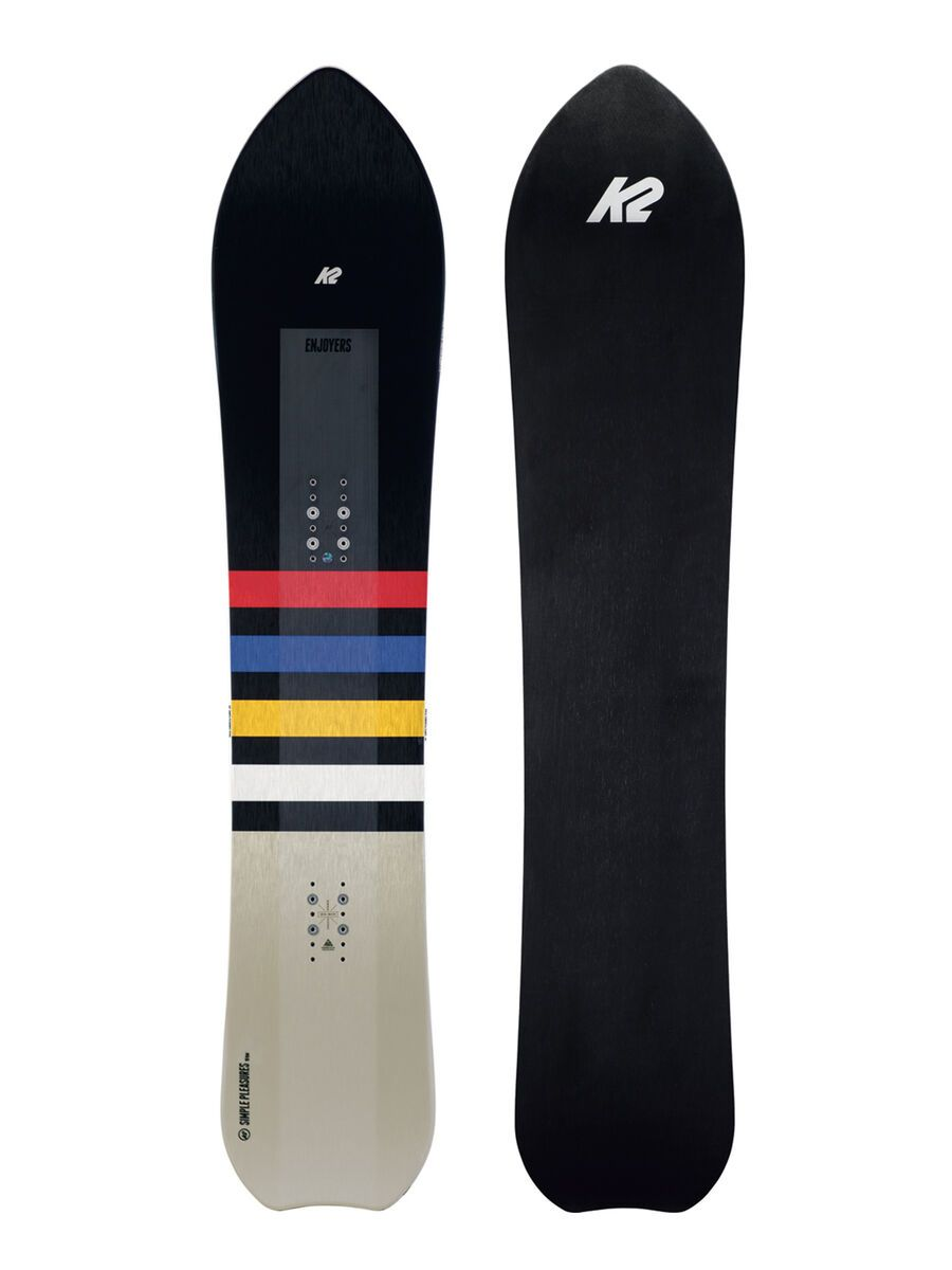 K2 Simple Pleasures 2020 - Snowboard, Größe 156 cm 11D0002.1.1.156