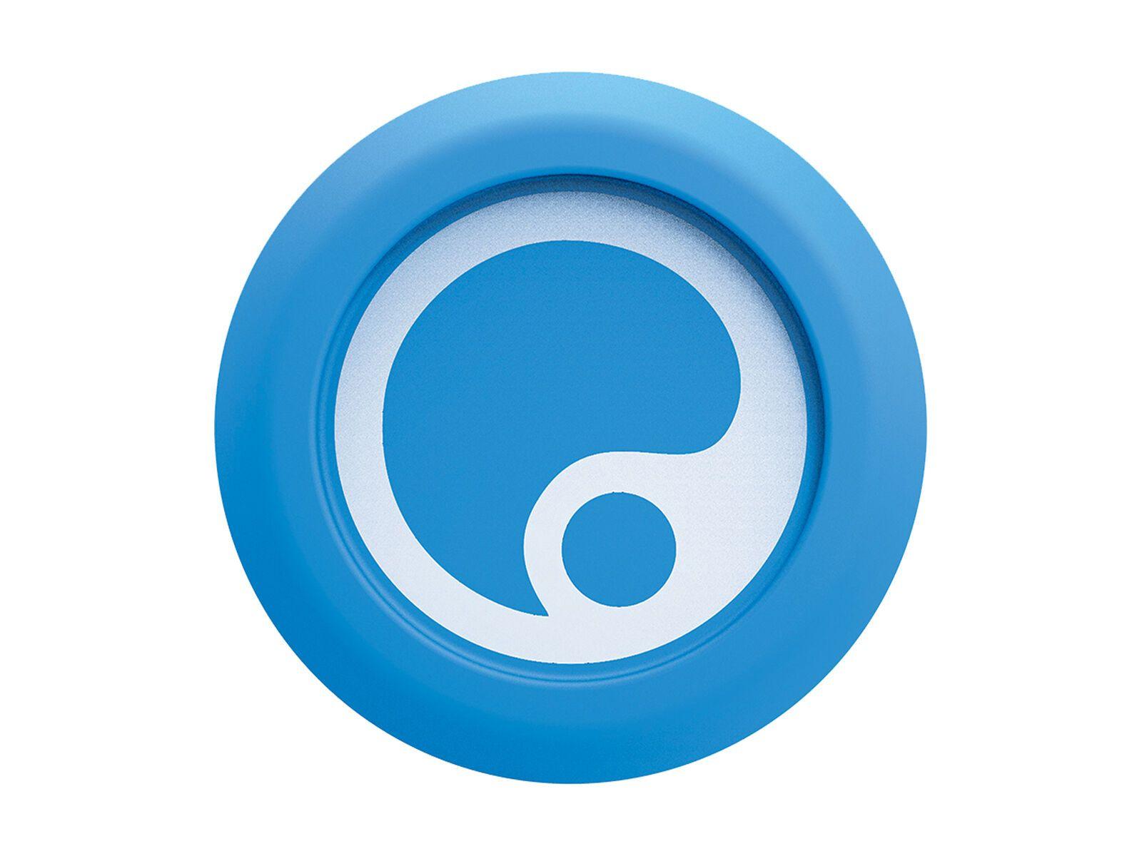 Ergon GD1 Endplug, blue - Lenkerstopfen 42480044