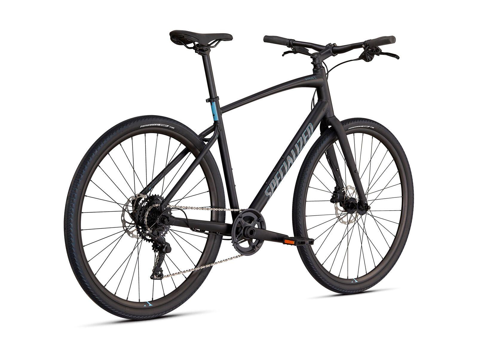 Specialized Sirrus X 3.0, black/grey/black reflective | Bild 3