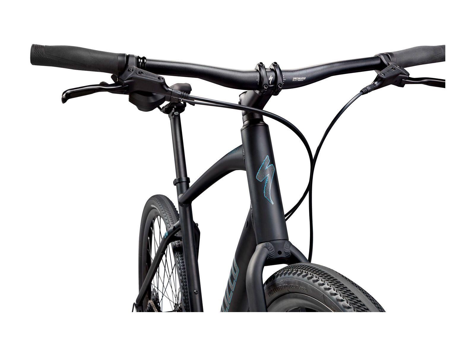 Specialized Sirrus X 3.0, black/grey/black reflective | Bild 5
