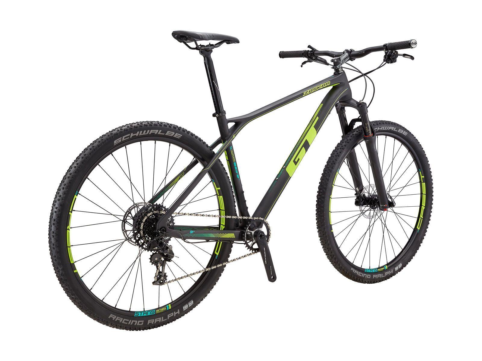 GT Zaskar Carbon Pro 9R, raw/yellow | Bild 4