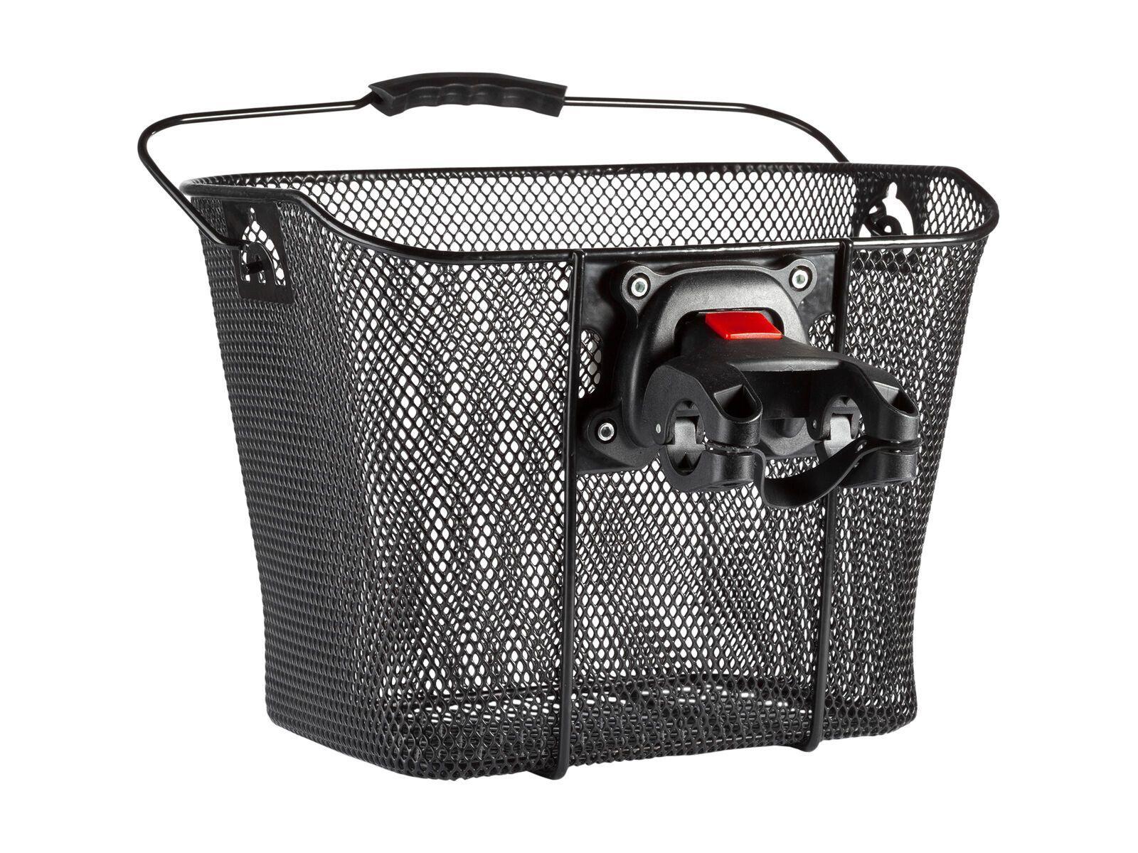 Cube RFR Lenkerkorb Klick&Go inkl. Halterung, black - Fahrradkorb 138390000