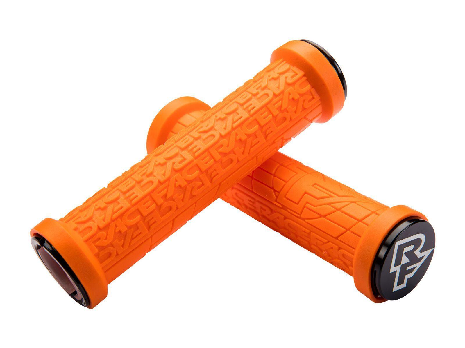 Race Face Grippler Grip - 33 mm, orange - Griffe 1973317540