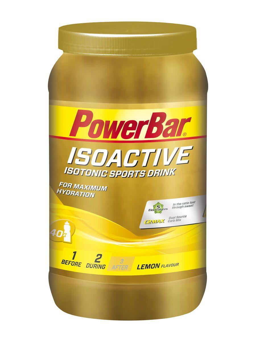 PowerBar Isoactive - Lemon 1320 g - Getränkepulver 24702202
