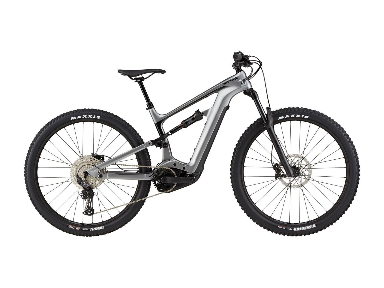 Cannondale Habit Neo 4 grey 2021 S // 40 cm C65451M10SM