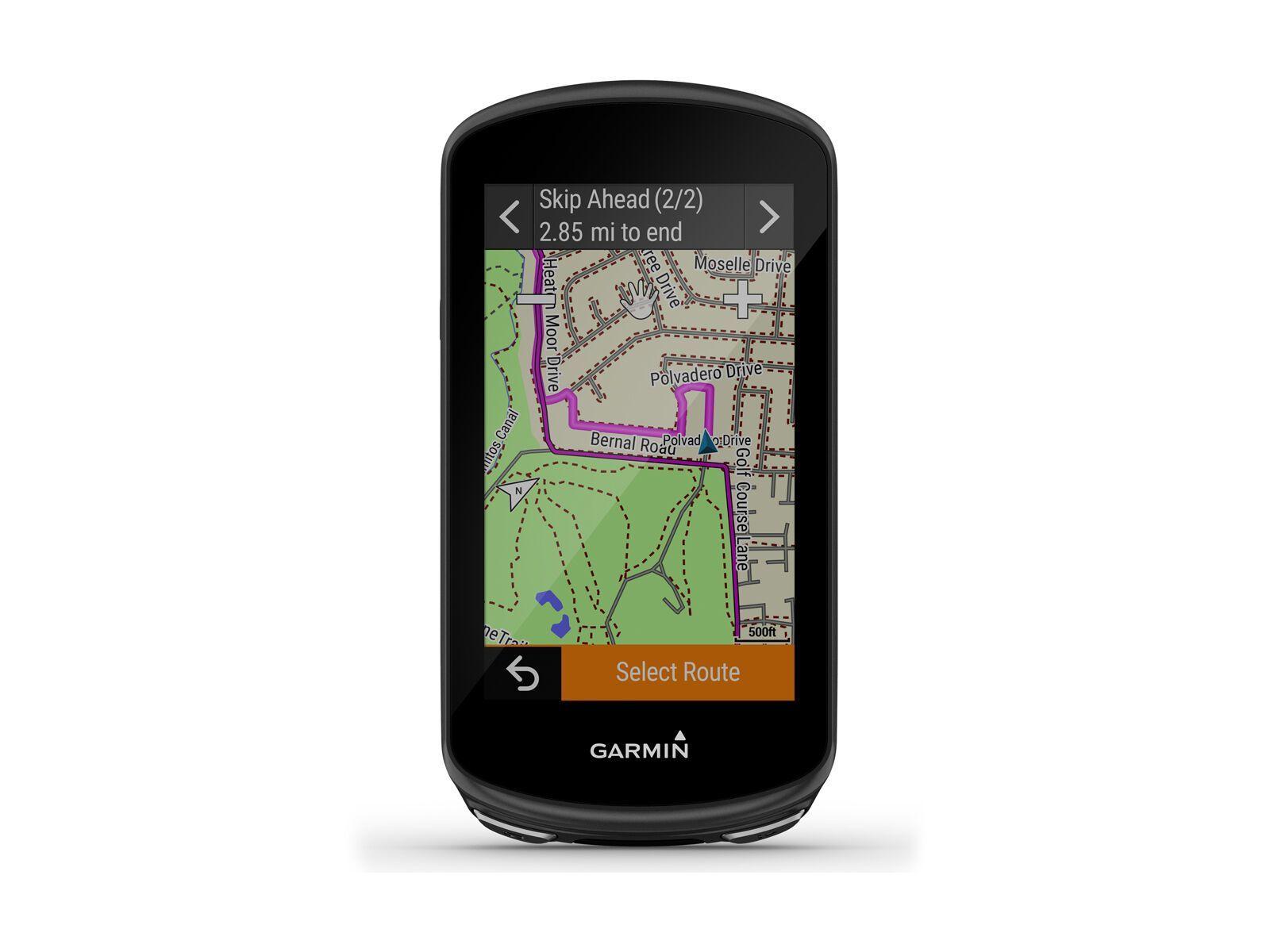 Garmin Edge 1030 Plus - GPS Fahrradcomputer 010-02424-10