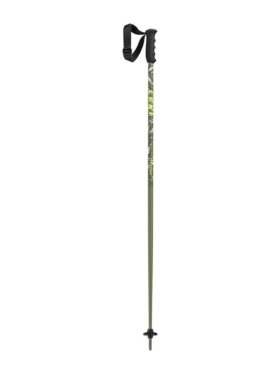 Leki Mitch, militarygrün - Skistöcke, Größe 100 cm 64346241100