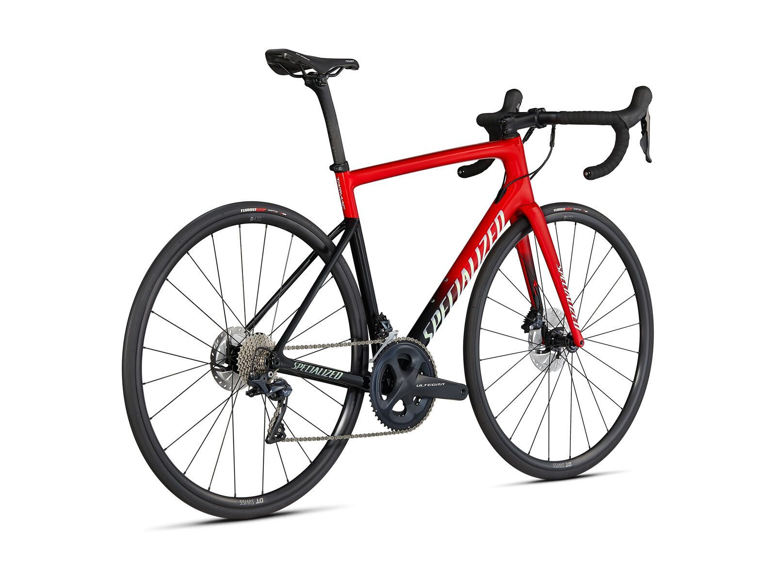 Specialized Tarmac Comp, red tint/white gold pearl | Bild 3
