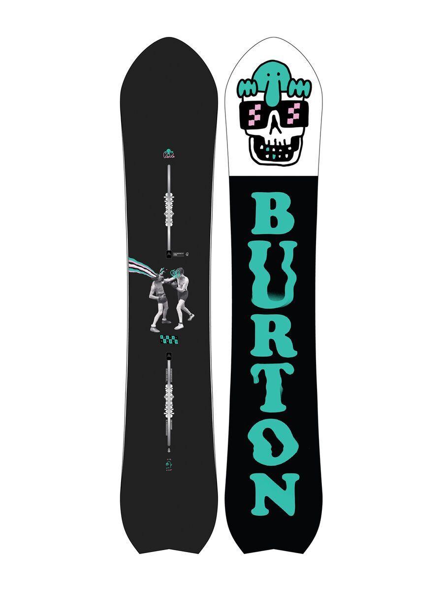 Burton Kilroy Directional 2020 - Snowboard, Größe 158 cm 19532102000158