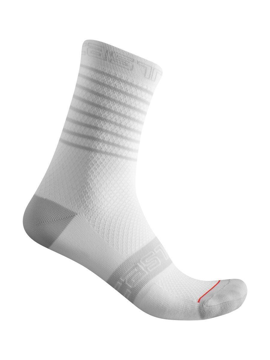 Castelli Superleggera W 12 Sock white 39-41 4521063-001-L/X