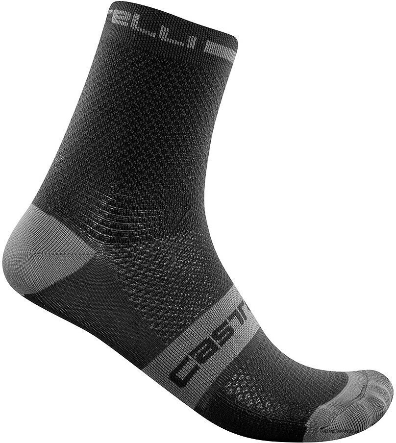 Castelli Superleggera T 12 Sock black 36-39 4521030-010-S/M