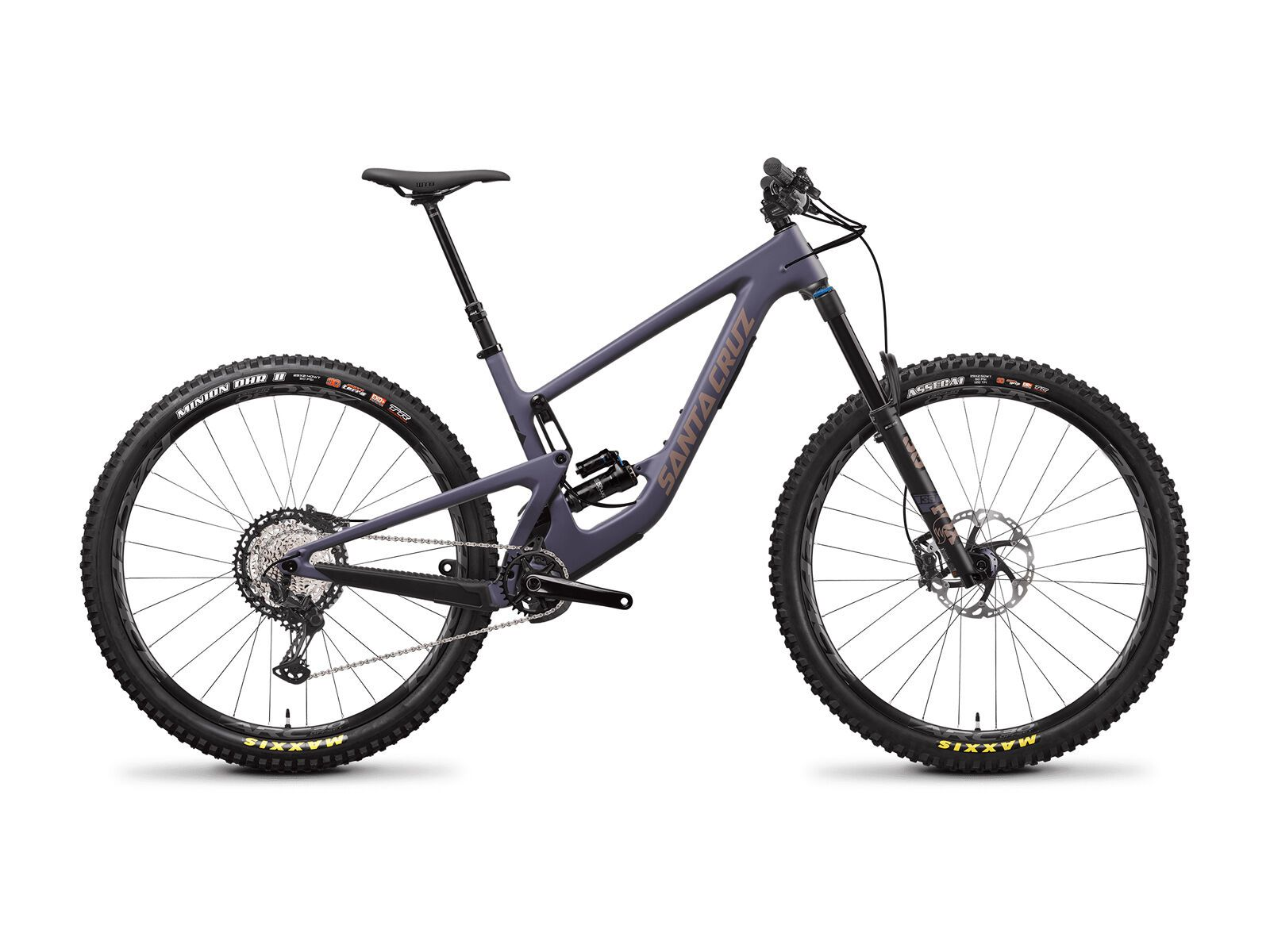 Santa Cruz Megatower C XT Air storm grey 2021 XL // 46 cm 641096438