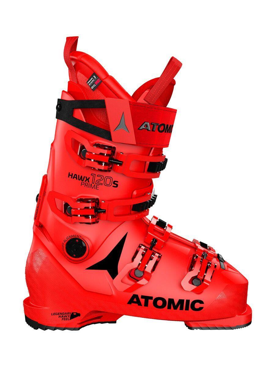 Atomic Hawx Prime 120 S 2021, red/black - Skiboots, Größe 30-30.5 // 46.5-47 AE502234030X