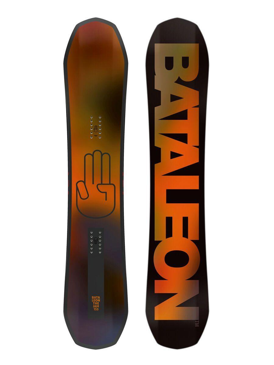 Bataleon The Jam 2020 - Snowboard, Größe 159 cm 10.20.JAM.159