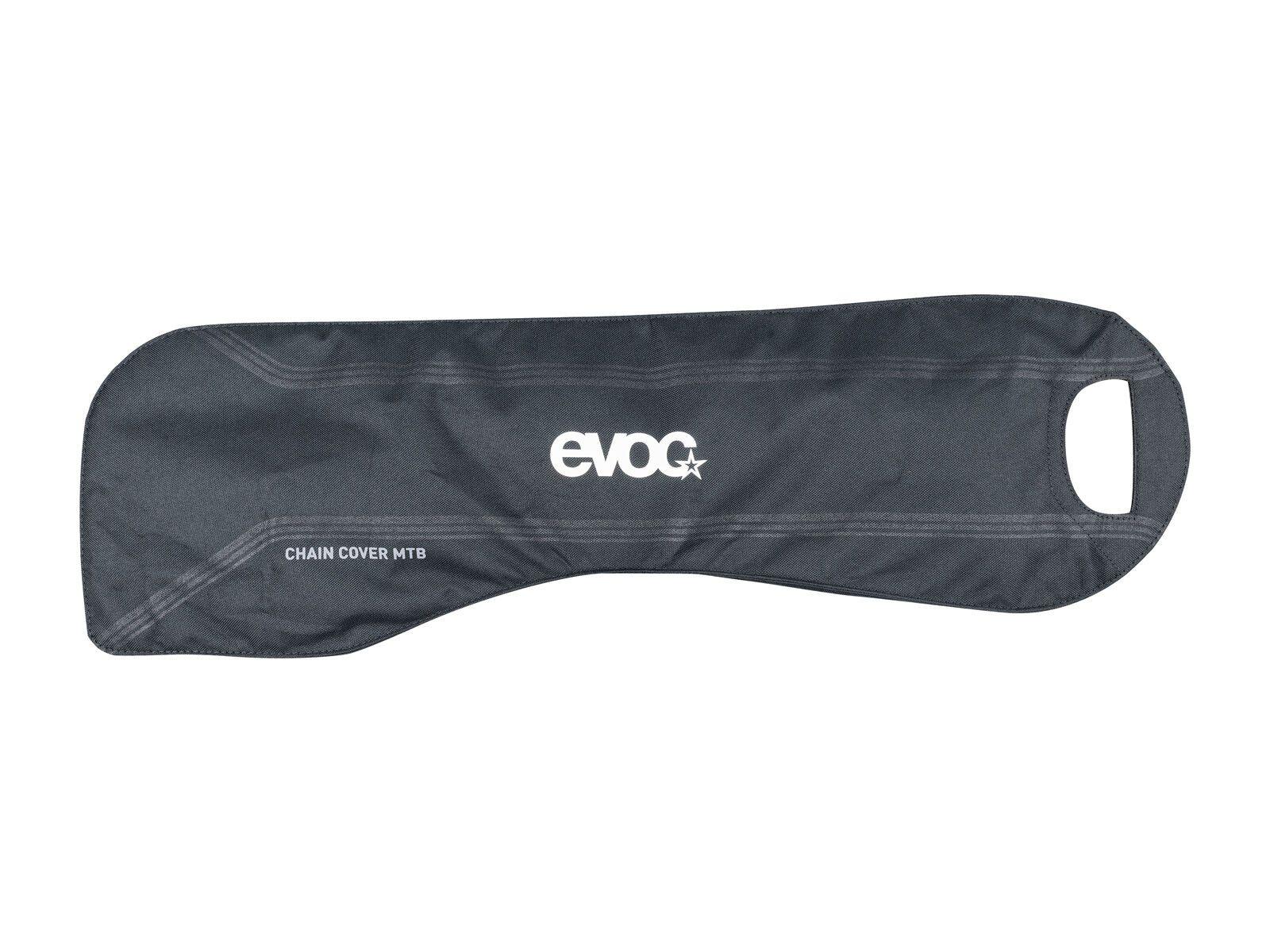 Evoc Chain Cover MTB, black - Kettenschutz 70000433
