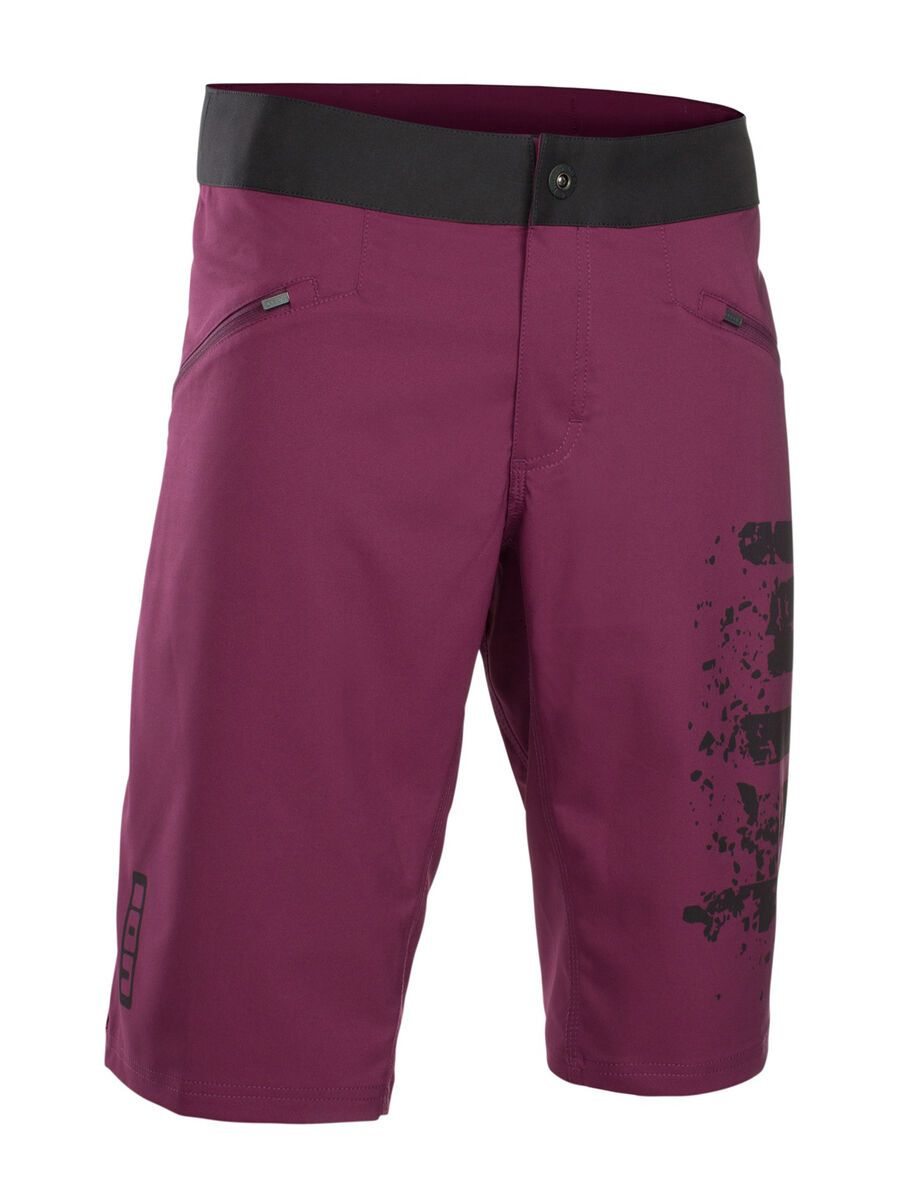 ION Bikeshorts Scrub, pink isover - Radhose, Größe XL 47902-5712-pink-isover-36/XL