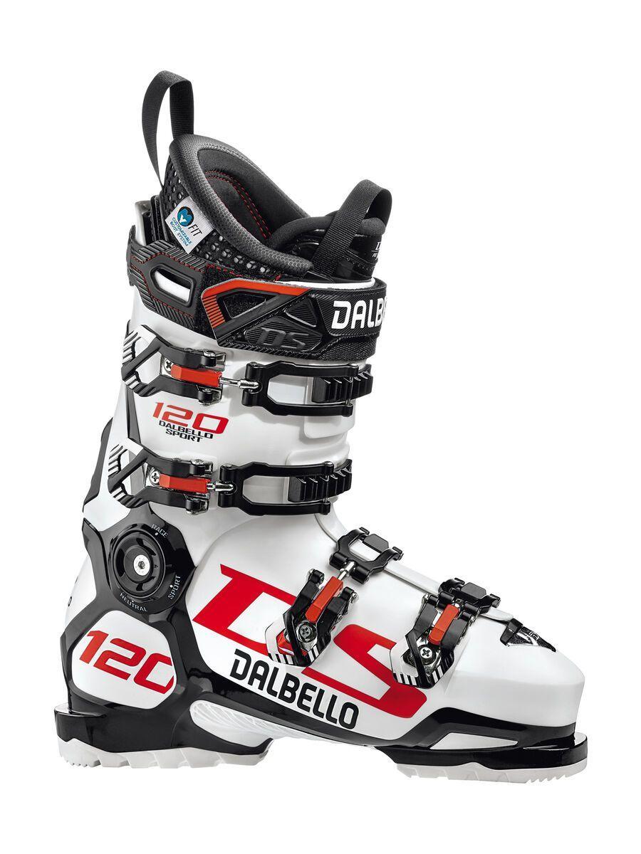 Dalbello DS 120 2020, white/black - Skiboots, Größe 27.0 D1903003.00.270