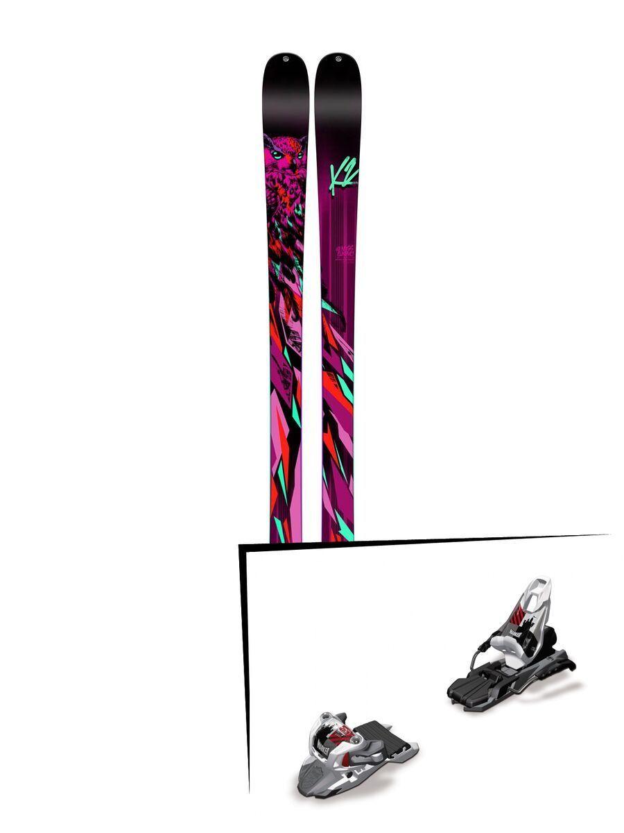 K2 SKI Set: MissConduct 2015 + Marker Free Ten | Bild 1