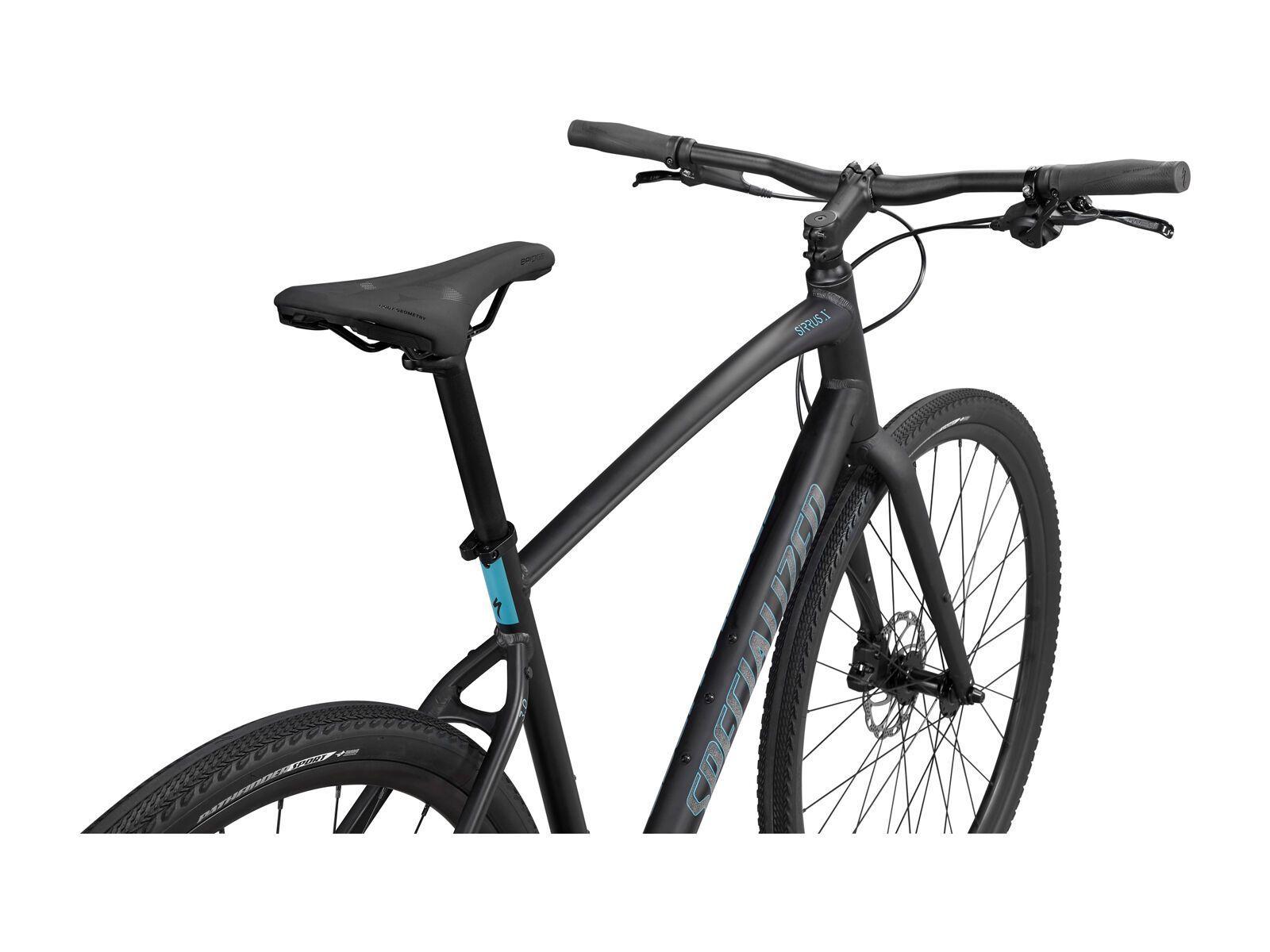 Specialized Sirrus X 3.0, black/grey/black reflective | Bild 6