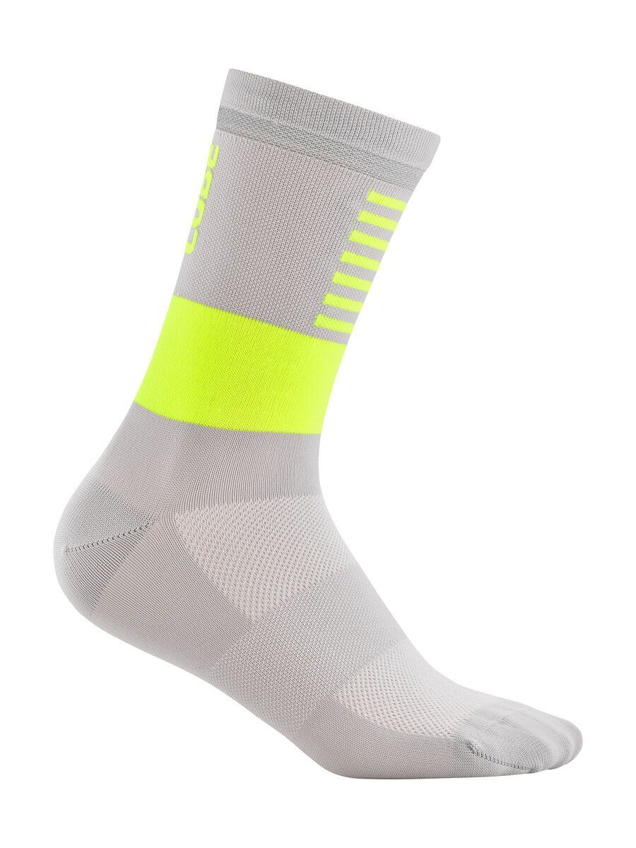 Cube Socke High Cut Safety, yellow - Radsocken, Größe 44-47 111090166