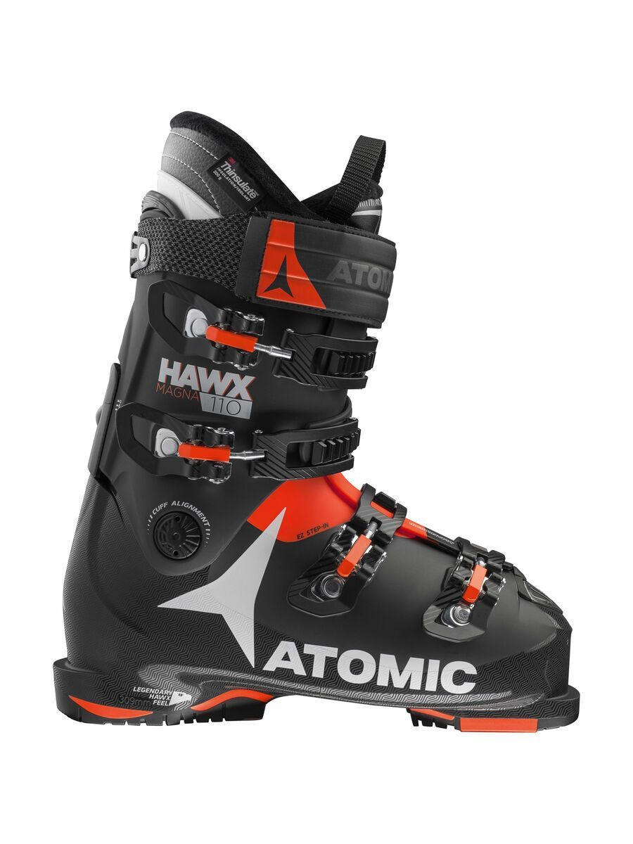 Atomic Hawx Magna 110, black/orange | Bild 1