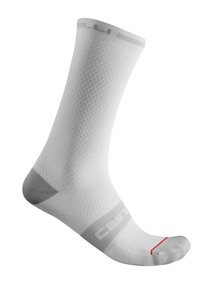 Castelli Superleggera T 18 Sock white 36-39 4521029-001-S/M