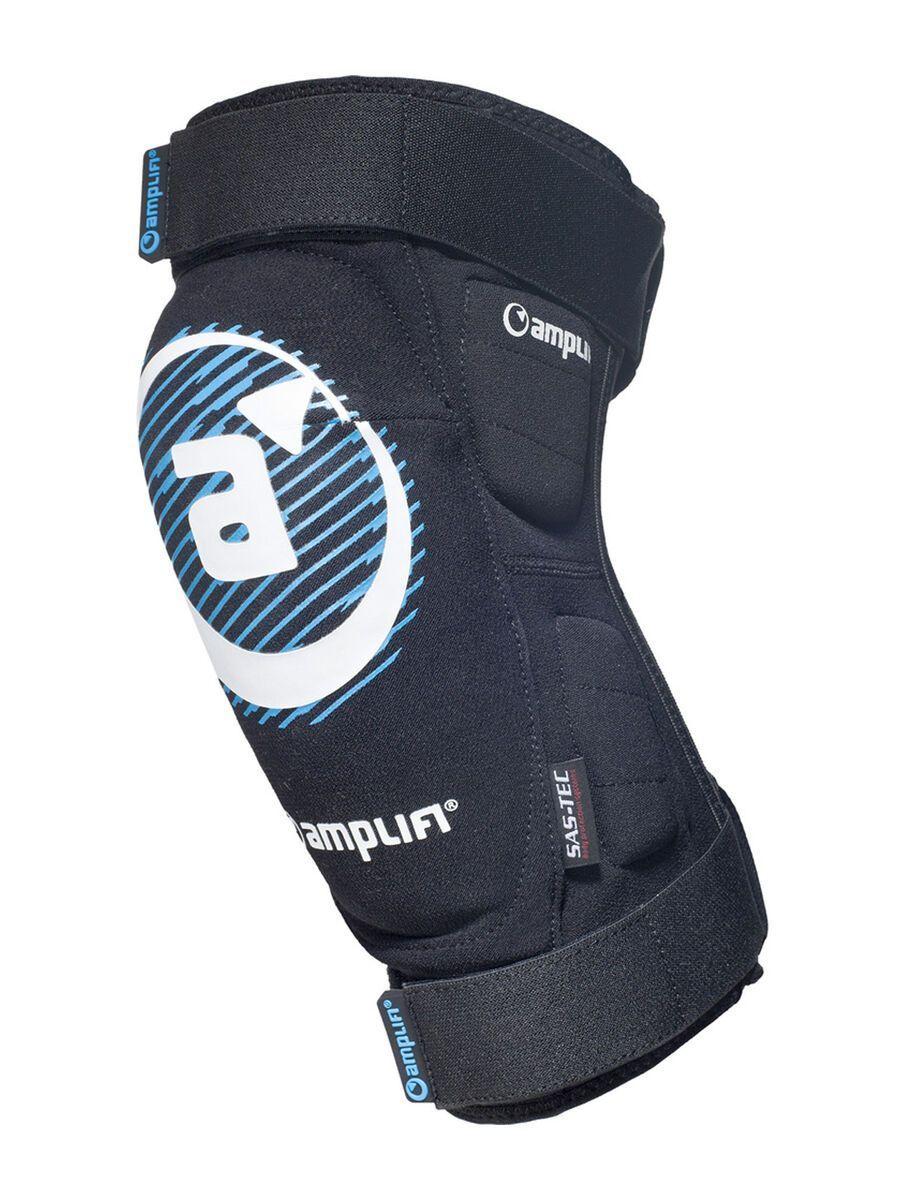 amplifi Salvo Polymer Knee, black - Knieschützer, Größe XL 280042005