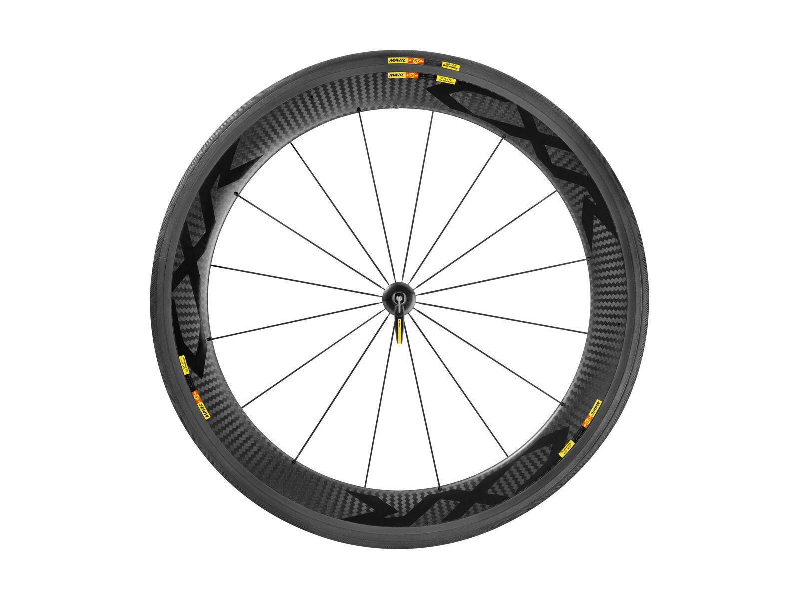 Mavic CXR Ultimate 60 T, black   Bild 1