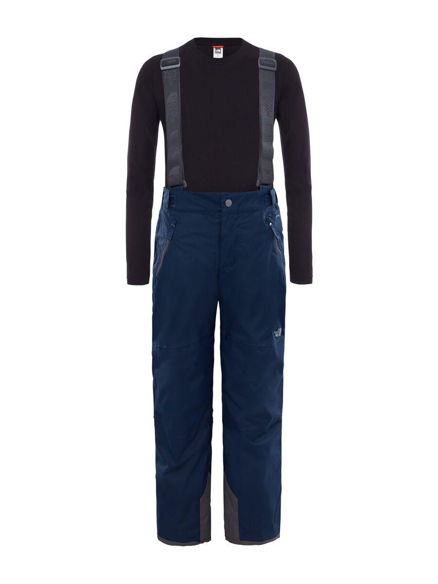 The North Face Youth Snowquest Suspender Plus Pant, cosmic blue   Bild 1